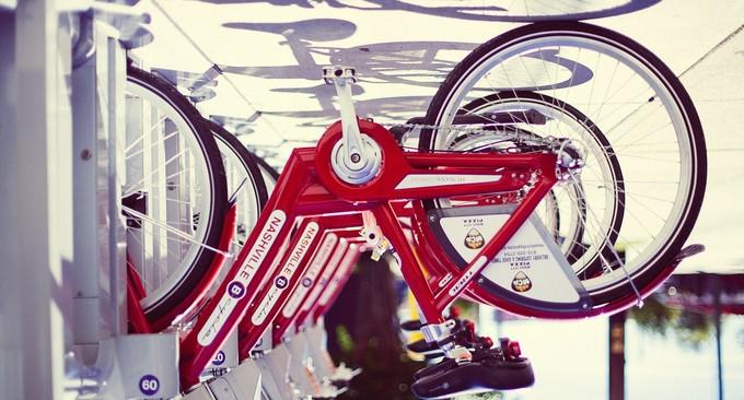 逆さま-自転車チェーン直し方