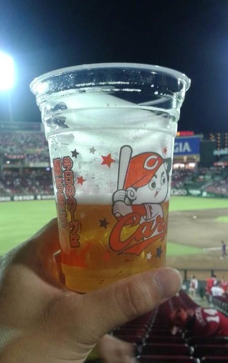勝鯉ビール-広島カープ