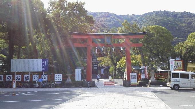 松尾大社-京都