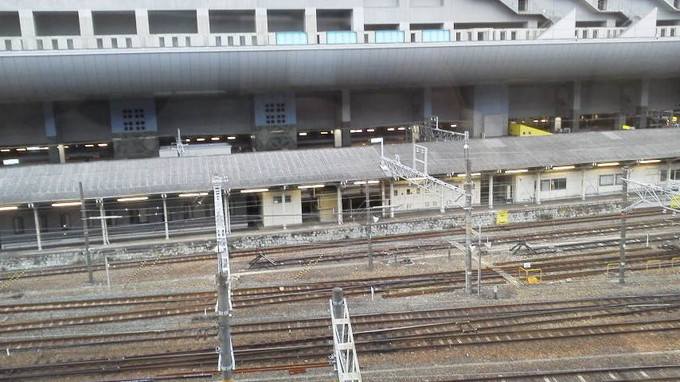 電車-ホテル近鉄京都駅