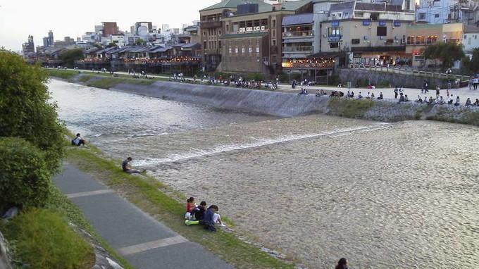 鴨川-京都