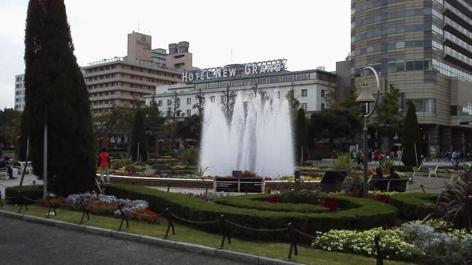 山下公園3-横浜