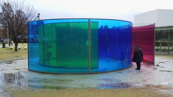 カラー・アクティヴィティ・ハウス-金沢21世紀美術館