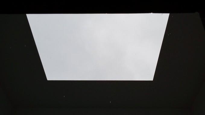 四角い窓-金沢21世紀美術館