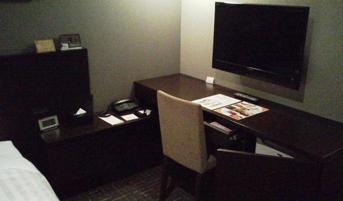 テレビ-広島ワシントンホテル