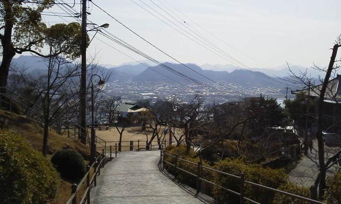 尾道千光寺公園の絶景2