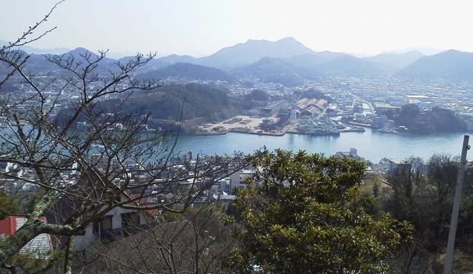 尾道千光寺公園の絶景3