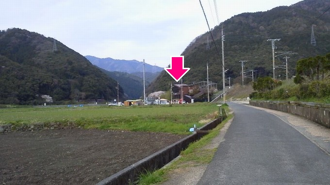 馬堀駅亀岡駅の道-トロッコ京都