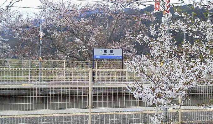 JR馬堀駅-トロッコ京都