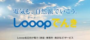 Looopでんき(るーぷ電気)