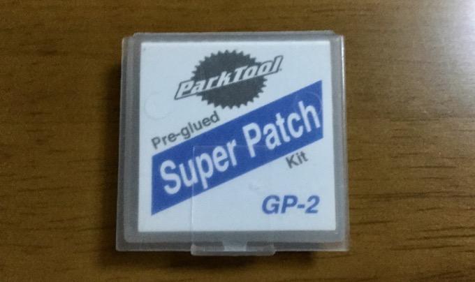 スーパーパッチ-ロードバイクパンク修理