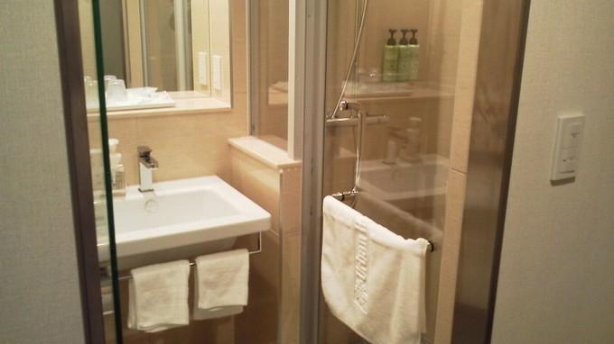 シャワーブース-アーバンホテル二条プレミアム