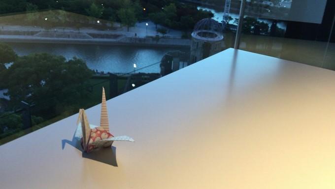 折り鶴-おりづるタワー